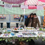 Market stall in Brixton , Nov 12