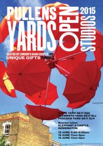 Pullens Yards Open Studio Event Summer 2015-1